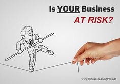 Why You Need Risk Management for Your Cleaning Business