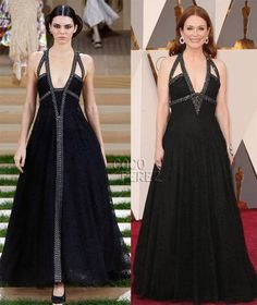 Oscars 2016: Kendall Jenner and Julianne Moore duke it out.