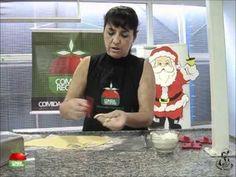 Bolacha de Natal com a culinarista Valquíria Gomes - Comida e Receitas