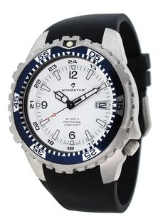 Momentum Men's 1M-DV06W4B M1 DEEP 6 Analog Dive Date Watch    Price:	$165.00