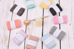 Banderoler til dine strikkede og hæklede karklude Knitting For Charity, Crochet, Design, Folk, Tips, Threading, Popular, Advice, Crochet Crop Top