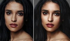 Fashion Portrait Retouch and Color Editing