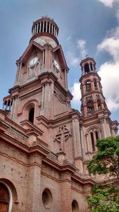 Catedral de palmira Notre Dame, Building, Travel, Palmyra, Colombia, Viajes, Buildings, Destinations, Traveling