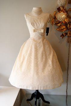 50s wedding dream