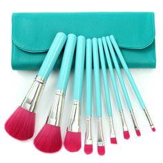 $8.29 (Buy here: https://alitems.com/g/1e8d114494ebda23ff8b16525dc3e8/?i=5&ulp=https%3A%2F%2Fwww.aliexpress.com%2Fitem%2FProfessional-9pcs-Makeup-Brushes-With-Bag-Eye-Lashes-Blush-Eyeshadow-Face-Powder-Cosmetics-Brushes-Set-Beauty%2F32514065530.html ) Professional 9pcs Makeup Brushes With Bag Eye Lashes Blush Eyeshadow Face Powder Cosmetics Brushes Set Beauty Tools 4Color for just $8.29