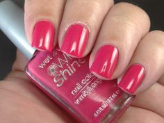 Wet n Wild Wild Shine Nail Color - Lavender Creme