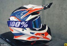 KTM AIROH AVIATOR HELMET 2014 / 100% Goggles « Design « DERESTRICTED