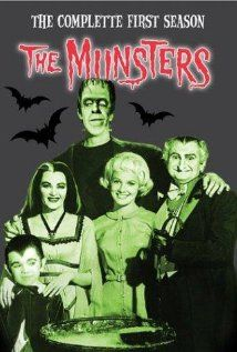 The Munsters...Had to post this...reminded me of my childhood...watched it when I was home sick from school!
