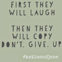 Word up! Part two of our #katieandjane words of wisdom to inspire you http://www.bykatieandjane.com/2014/03/word-part-deux-katieandjane-words-of.html #blog #IWD2014 #goforit #inspirationalquotes #positivity
