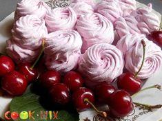 Вишневый зефир Vegetables, Rose, Cooking, Flowers, Plants, Recipes, Kitchen, Pink, Recipies