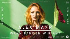 """Die Musikiathek präsentiert: Alex Mayr kommt Anfang 2020 auf """"Wann fangen wir an?"""" Tour Pop Rocks, Sophie Hunger, Soundtrack, Rock Charts, Such Und Find, Chor, Movies, Movie Posters, Singing"""