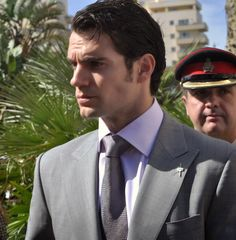Henry Cavill News: Exclusive Photos: Royal Marines 350th Anniversary Service In Gibraltar