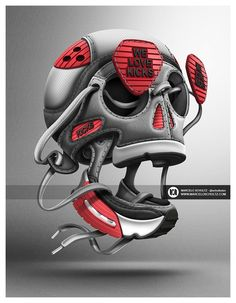 We_Love_Kicks_Iconic_Nike_Shoes_Transformed_Into_Digital_Sneaker_Skulls_2015_04