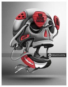 We_Love_Kicks_Iconic_Nike_Shoes_Transformed_Into_Digital_Sneaker_Skulls_2015_04