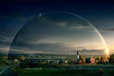 """""""Under The Dome"""" é novo seriado inspirado em obra de Stephen King"""