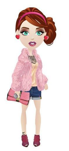 This is me :) In Mall World Game