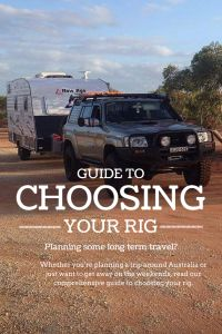 Guide To Choosing Your Rig