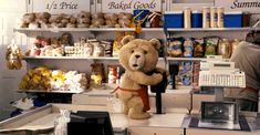 this trailer is not for the faint of heart, but dang i love me some mark wahlberg. Ted Official Red Band Trailer [HD]: Mark Wahlberg Wishes His Teddy Bear To Life: ENTV Animated Gif, Funny Movies, New Movies, Movies And Tv Shows, Upcoming Movies, Video Humour, Seth Macfarlane, Mark Wahlberg, Jokes