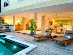 3 bedroom luxury villas with their own private pools