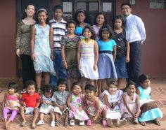 House of Hope Orphanage, El Crucero, Nicaragua.  My daughter and I will be going there to love and care for these little ones this summer!
