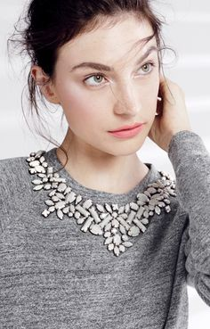Not sure if I like this particular application but what a great idea! no need for a necklace