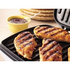 Grilled Taco-Barbecue Chicken ❤ liked on Polyvore featuring food