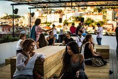 Les 10 meilleurs rooftops de Lisbonne | Glamour