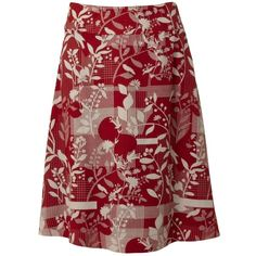 A reversible design to this White Stuff skirt gives you endless outfit options this season. One side of the skirt is decorated with a graphic print, while the …
