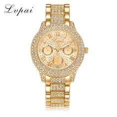 $7.99 (Buy here: https://alitems.com/g/1e8d114494ebda23ff8b16525dc3e8/?i=5&ulp=https%3A%2F%2Fwww.aliexpress.com%2Fitem%2FLP077%2F32770569569.html ) Women's Steel Watch Lvpai Brand Rose Gold Bracelet Roman Numerals WristWatches For Women Fashion Luxury Watch Quartz Clock 2017 for just $7.99