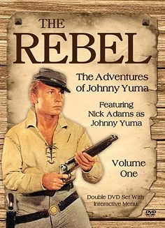 The Rebel Johnny Yuma on Pinterest | Johnny Cash, Screens and Stars
