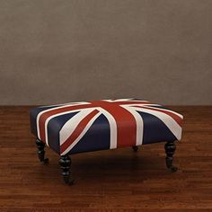 i LOVE this! ...and it would match our England-y themed living room perfectly!