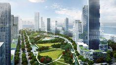 SOM : Pluit City Master Plan, Jakarta
