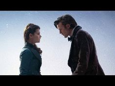 Another trailer just released today!! :D less than 2 weeks!! I love Doctor Who SO MUCH. @Andréa Liceaga