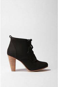 $19.99  Black Lave Up Heeled Boot #shoppricelesscontest