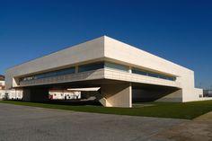 Biblioteca Municipal de Viana do Castelo, Álvaro Siza