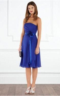 abito blu elettrico - Cerca con Google