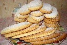 Milk Biscuits with Vanilla