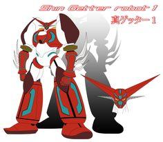 Shin Getter Robot 1