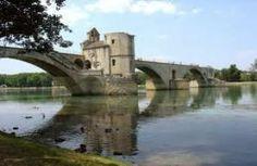 Avignon Pont Saint Benezet FR