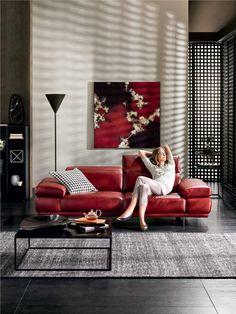 Preludio Sofa by Natuzzi found at Furnitalia.com