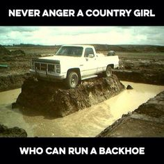 Love Being a Country Girl