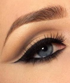 Step By Step Eye Makeup for Hazel Eyes-