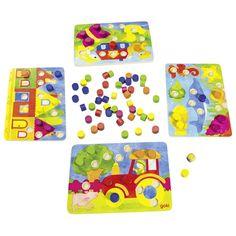 Juego de dado de colores: 19,50€. Más info aquí: http://eldesvandesarah.es/ds/producto/juego-de-dado-de-colores/