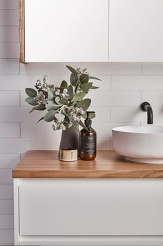 Designed to showcase the natural timber beauty the Staples vanity reflects a true coastal style. Available as a Single and Double vanity the Staples range is a practical solution for any bathroom. Bathroom Plants, Boho Bathroom, Bathroom Styling, Colorful Bathroom, Bathroom Trends, Bathroom Inspo, Bathroom Ideas, Big Bathrooms, Beautiful Bathrooms