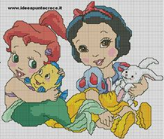 BABY DISNEY PRINCESS by syra1974.deviantart.com on @DeviantArt