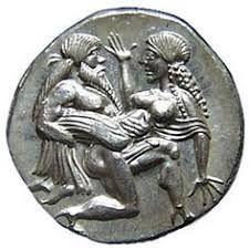 Risultati immagini per Roman coins used as tokens for entrance in Roman brothels