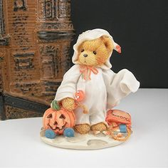 Hey, I found this really awesome Etsy listing at https://www.etsy.com/listing/187762381/cherished-teddies-figurine-halloween