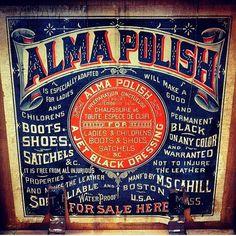 #typography #vintage via @minalionheart
