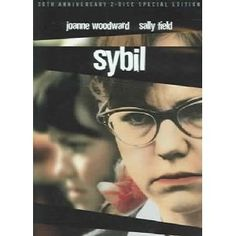 Sybil (1976). A young woman whose childhood was so harrowing to her that she developed at least 13 different personalities.