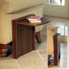 Tuc-away Folding End Table